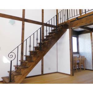 ハーティー 室内手摺 傾斜部 / 1m MA5-OSF002|interiortool
