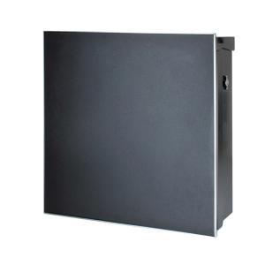 ヴァリオ ネオ スクエア 壁掛けタイプ(T型カムロック付) ブラックマット NA1-OT12BM|interiortool