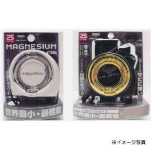 プロマート×NEXES マグネシウム25 5.5m マグ爪 ホルダー付 ブラック×ホワイト コンベックス MGNX2555H-BW|interiortool