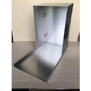 切断機カバー アルミ製 SK-01 1台|interiortool
