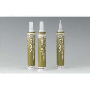 タイルメント ネオストロングU カートリッジ ウレタン系接着剤 1.2kg 12本入|interiortool