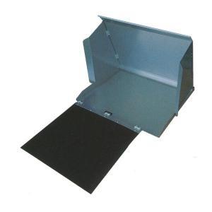 精品工房 切断機火花カバー 鋼板製 簡易型 SH3023|interiortool
