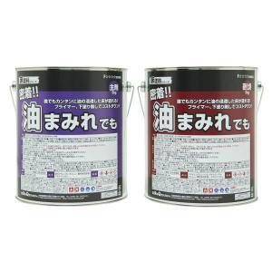染めQテクノロジー 床塗料 密着!!油まみれでも 10kgセット|interiortool