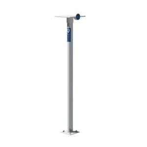 サンポール カメラスタンド SELFIE STAND CMS-100B φ60.5(t1.5) H1300 記念撮影用ポール interiortool