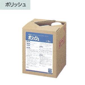 タジマ ポリッシュ 樹脂ワックス 9kg缶 ビニル床タイルおよびビニル床シート用