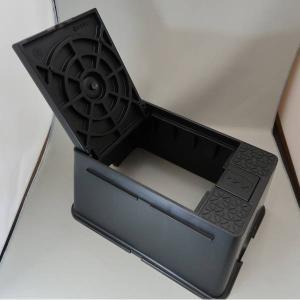 タキロン 散水栓ボックス(ホース穴部回転式) TSB-HS 黒 309400|interiortool