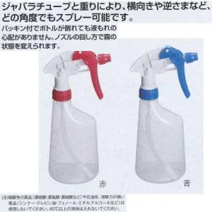 セーフコール65などに噴霧に便利なスプレーボトル。  材質:ボトル:ポリエチレン トリガースプレイヤ...