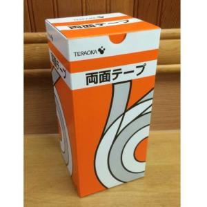 寺岡製作所 両面テープ NO.751A 19mm幅×20m長 13巻|interiortool