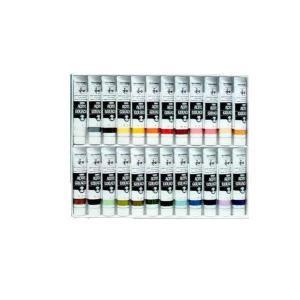 ターナー色彩 アクリルガッシュ ジャパネスクカラー 20ml ラミネートチューブ入り 24色セット(B)