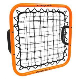 クレイジーキャッチ フリースタイル サッカー一人トレーニング用品 個人練習用 リバウンドネット|interiortool