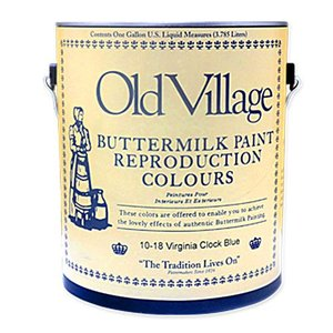 バターミルクペイント 自然塗料 Old Village Paint(オールドビレッジ) 946ml|interiortool