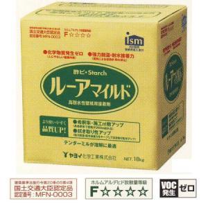 ヤヨイ化学 ルーアマイルド 壁紙用接着剤 18kg|interiortool