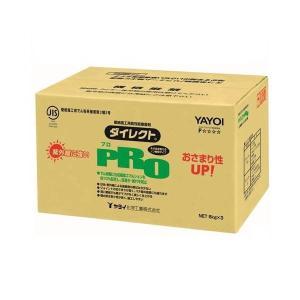 ヤヨイ化学 ダイレクト プロ 218-202 希釈不要の原液使用 壁紙用接着剤 6kg×3袋入|interiortool