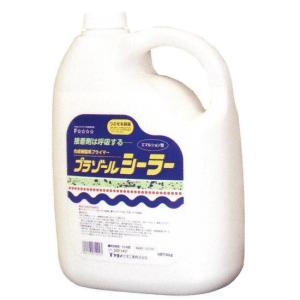 ヤヨイ化学 プラゾールシーラー 4kg|interiortool