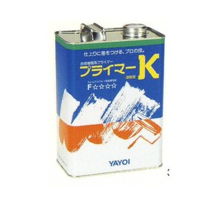 ヤヨイ化学 プライマーK 3kg 1缶|interiortool