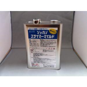 ヤヨイ化学 ソッカンプライマーマイルド 3kg|interiortool