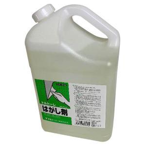 ヤヨイ化学 業務用クロス剥がし剤 クロス用トルトーレ 5kg 1缶|interiortool