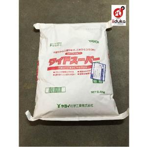 ヤヨイ化学 ワイドパテスーパー 120分 白色 6.4kg|interiortool