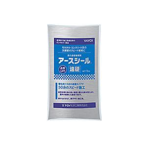 ヤヨイ化学 アースシール速硬 セメント系下地の速硬型補修剤 5kg 293-101|interiortool
