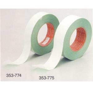 スリオンテック 再剥離タイプ、ピールアップテープ NO.5310 幅30mm×長25m 1巻 353-774|interiortool