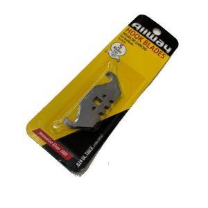 オールウェイ カッターナイフ替刃 フック刃 5枚入|interiortool