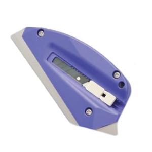 ヤヨイ化学 フィッター クロス施工用工具 パープル 0.6mm厚 355-876|interiortool