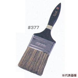 好川産業 ゴマ豚毛 コッピー刷毛 #377 3インチ 015683|interiortool