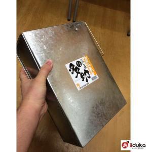 好川産業 刷毛保存缶 ブラシキーパー多助 1/2 W105×D220×H315mm 066013 interiortool