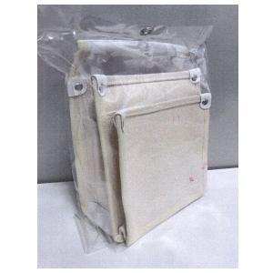 好川産業 塗装用 腰袋 HB-No.1 ホワイト|interiortool