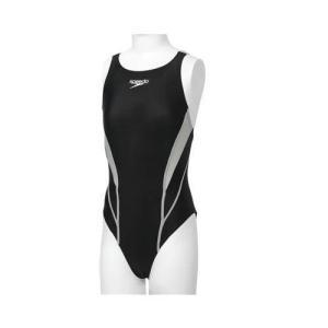 スピード 水着 ガールズ 競泳用 FLEX ZERO JRエイムカット SD36B07 GM Gニースト|interiortool