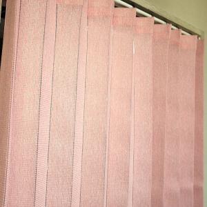 アコーディオンカーテン サイズ約幅130×高さ170cm 取付け推奨幅は100cm以内|interiorzakka