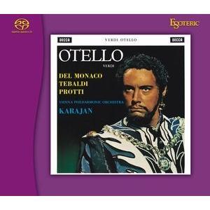 ESOTERIC ヴェルディ 歌劇 「オテロ」全曲 (SACD2枚組) inthemood555