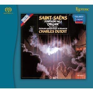 ESOTERIC サン=サーンス 交響曲 第3番 オルガン付 他 (SACD) inthemood555