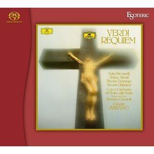 ESOTERIC ヴェルディ レクイエム&オペラ合唱曲集(SACD2枚組)
