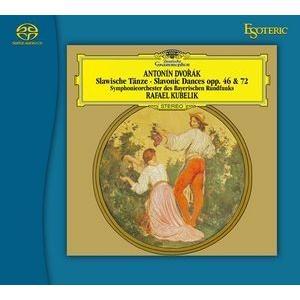 ESOTERIC ドヴォルザーク スラヴ舞曲集 全曲 (SACD) inthemood555