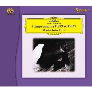 ESOTERIC シューベルト 即興曲集 (SACD) inthemood555