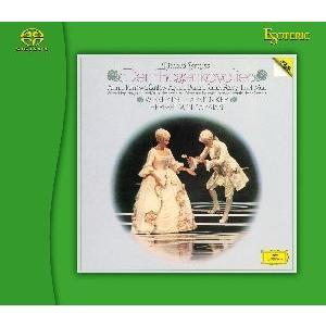 【予約】ESOTERIC R. シュトラウス 楽劇 ばらの騎士 (SACD3枚組)