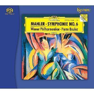 予約 ESOTERIC マーラー 交響曲 第6番「悲劇的」(SACD)の商品画像|ナビ