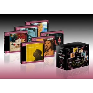 ESOTERIC 6 QUEENS of JAZZ VOCAL(SACD-BOX)