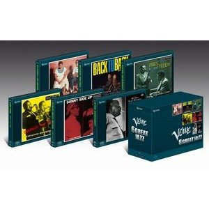 ESOTERIC VERVE 6 GREAT JAZZ  (SACD-BOX)