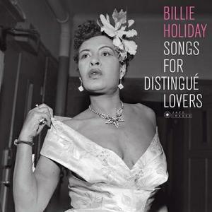 新品レコード ビリー・ホリデイ Songs For Distingue Lovers|inthemood555
