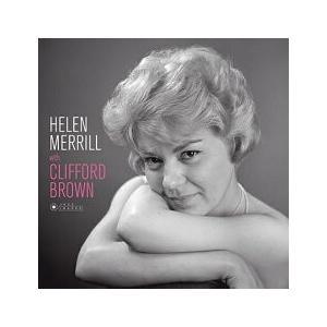新品レコード ヘレン・メリル With Clifford Brown|inthemood555