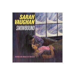 新品レコード サラ・ヴォーン Snowbound|inthemood555