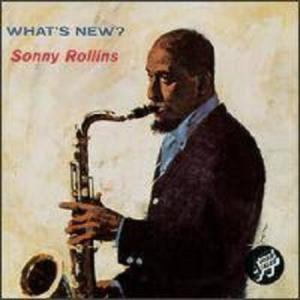 新品レコード ソニー・ロリンズ What's New?|inthemood555