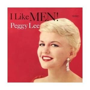 新品レコード ペギー・リー I Like Men!|inthemood555