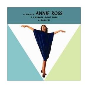 新品レコード アニー・ロス A Gasser|inthemood555