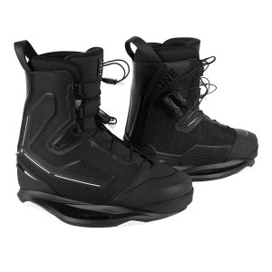 【RONIX 2021】ONE BOOTS - INTUITION+ - BLACK / WHITE ELEPHANT|inthenature
