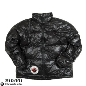 Surku  Down Baltting Jacket  /中綿ダウンジャケット  BLACK|inthestreet-jp