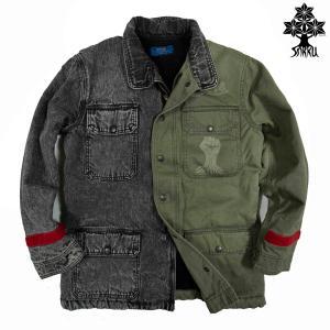 SURKU M65 ONE LOVE Jacket /Black Olive|inthestreet-jp