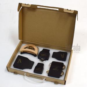 GECKO Cajon Box Drum Companions ゲッコ カホンアクセサリ 6セット intrada-onlinestore